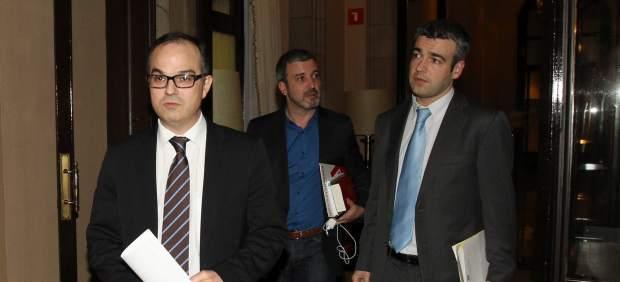 Reunión de partidos en Cataluña