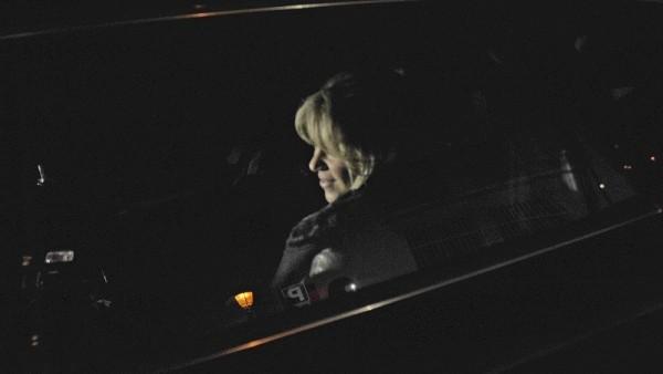 Shakira llega al hospital
