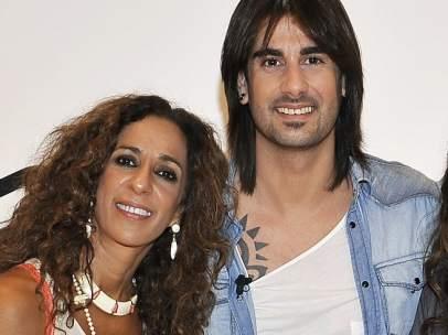 Rosario y Melendi