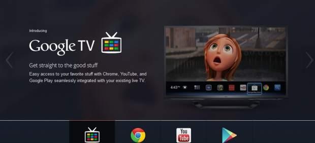 Diferentes alternativas para disfrutar de Internet en el televisor