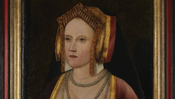 'Catherine of Aragon, unknown artist, c.1520'