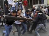 Segundo aniversario de la revoluci�n egipcia