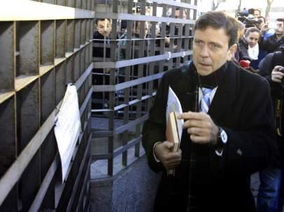Eufemiano Fuentes ante el juez