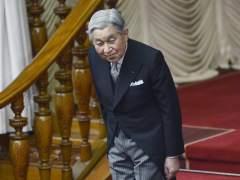 El emperador Akihito se dirige al Parlamento