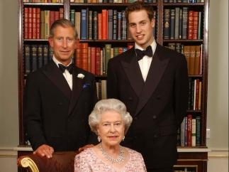 Tres generaciones reales