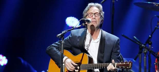 Eric Clapton lanza nuevo álbum