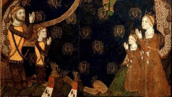 Virgen de Tobed, de Jaume Serra