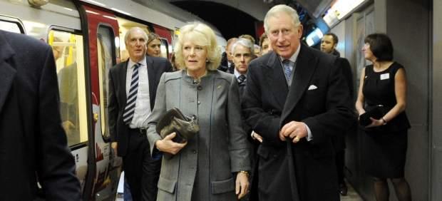 Carlos de Inglaterra y Camilla