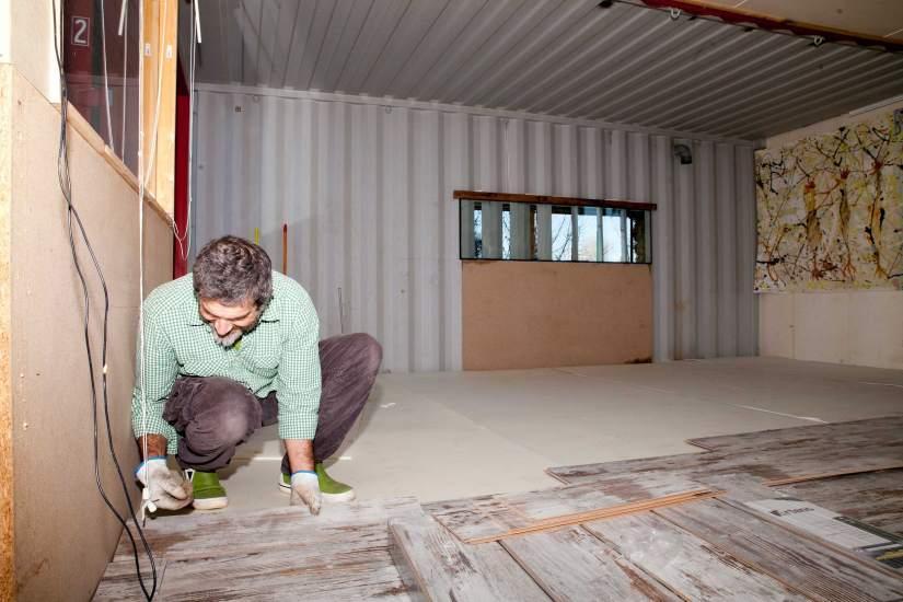 Construye tu propia casa - Como hacer una casa con un contenedor maritimo ...