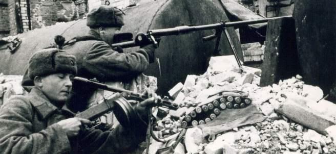 Aniversario de la batalla de Stalingrado