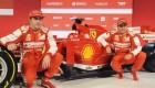 El F138, la nueva apuesta de Ferrari