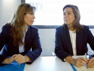 Ana Mato y Sánchez Camacho