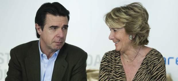 Soria y Esperanza Aguirre