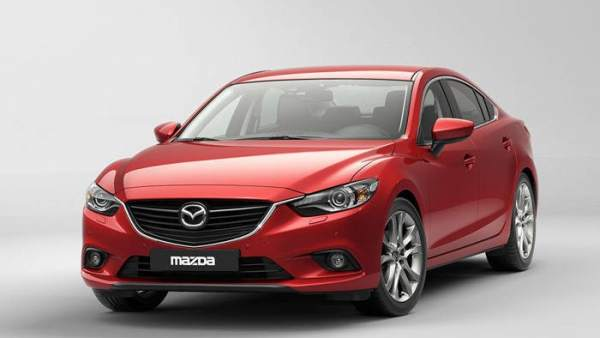 Nuevo Mazda 6 2013