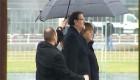 Rajoy ya está en Berlín