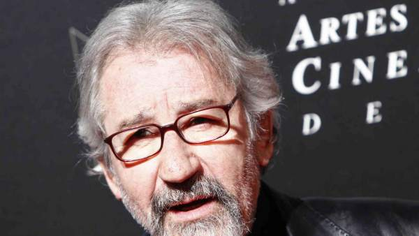 El actor José Sacristán, en la fiesta de los candidatos al Goya.