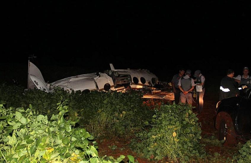 Cinco muertos al caer una avioneta en el estado brasileño de Sao Paulo