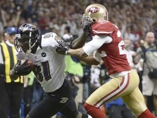 Ravens y 49ers en la Super Bowl