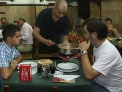 Restaurante con men� del d�a