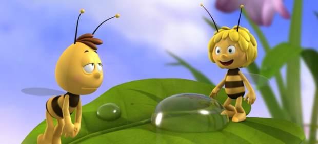 La abeja Maya vuelve con nuevas aventuras y alma digital