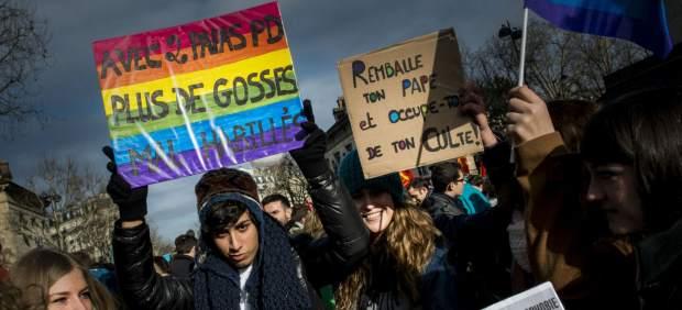 Matrimonio homosexual en Francia