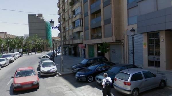 Calle de Sagunto, Valencia
