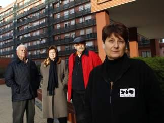Vecinos afectados por ocupaciones ilegales en Fuencarral