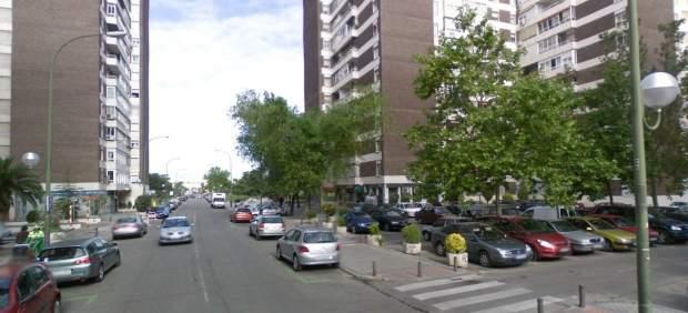 Avenida del Ferrol de Madrid