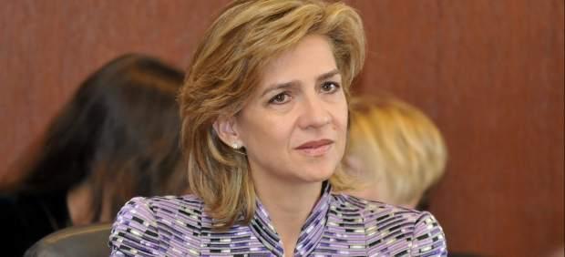 La Casa Real niega haber presionado a la infanta Cristina para que se divorcie