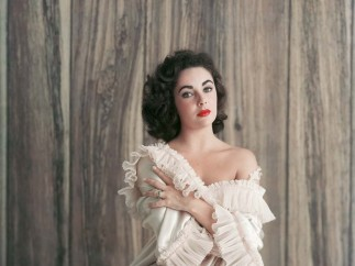 Portrait of Elizabeth Taylor #2 Los Angeles, 1956