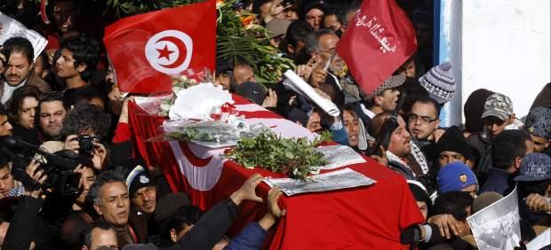Funeral de Bel Aid