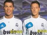Cristiano Ronaldo - Özil