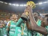 Nigeria, campeón de África