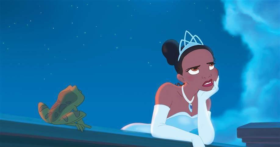 Tiana y la diversidad racial de las princesas Disney  20minutoses