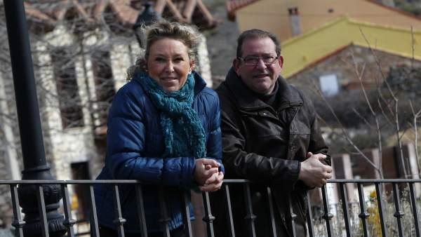 Cristina y Javier