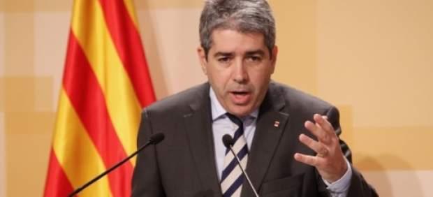 Francesc Homs, portavoz del Govern de la Generalitat