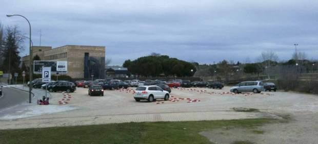 Escuela Internacional de Aravaca Parking