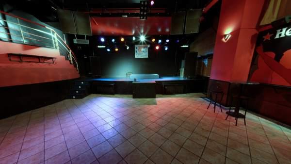 La m tica sala de ensayos y conciertos ritmo y comp s for Sala clamores proximos eventos