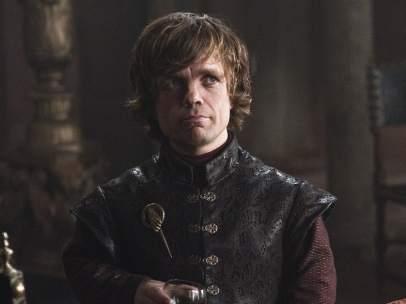 Peter Dinklage en el papel de Tyrion Lannister