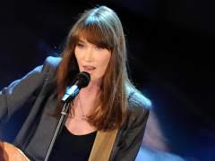Carla Bruni regresa a los escenarios