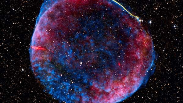 El remanente de la supernova SN1006