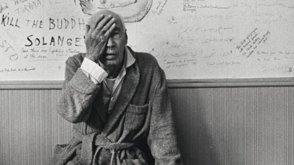 Henry Miller, writer, Los Angeles, 1976