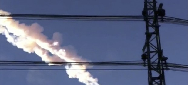 Meteorito en los Urales