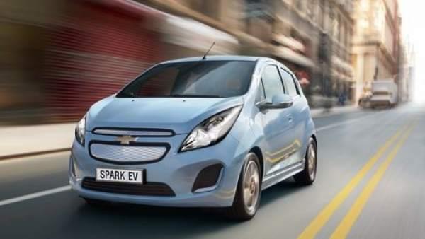 Chevrolet Spark eléctrico