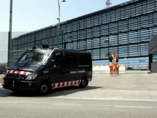 La comisar�a central de Mossos en Sabadell