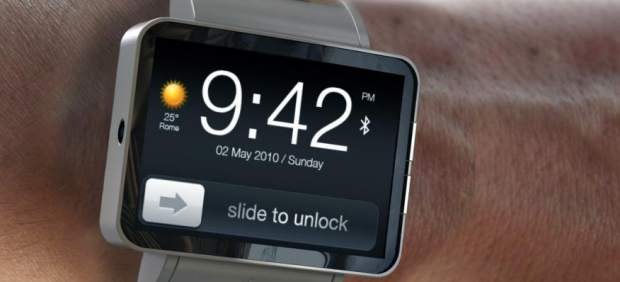 iWatch, reloj intelifente de Apple