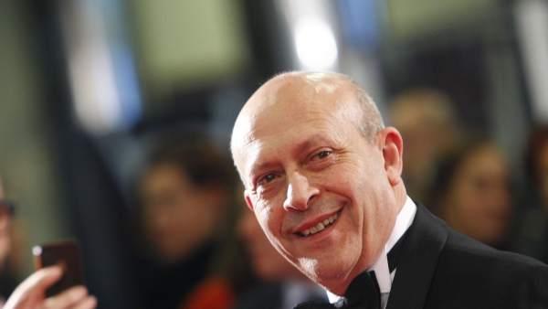 José Ignacio Wert, en los Goya 2013