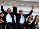 Victoria de Rafael Correa
