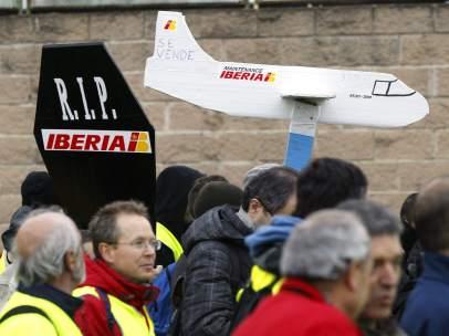 Huelga de Iberia