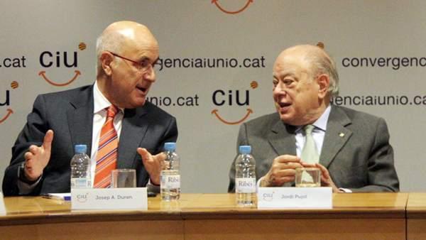 Duran, Pujol y Mas